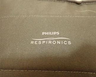 PHILIPS RESPIRONICS MACHINE AND NEW MASKS