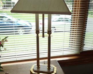 CANDLE STICK LAMP