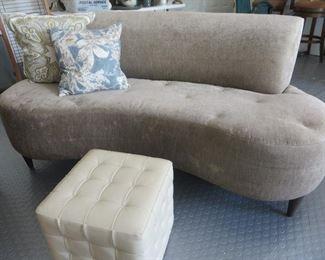 Curved Modern Sofa