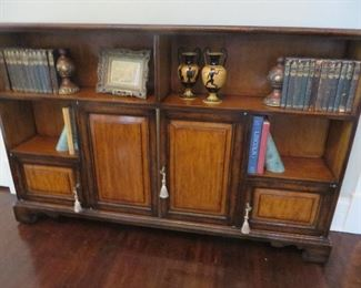Bookcase by Theodore Alexander Chateau Du Vallois