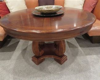 Round Dining Table Stanley Furniture Company