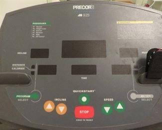 PRECOR Treedmill  9.23