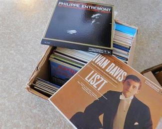 Many 33 Records