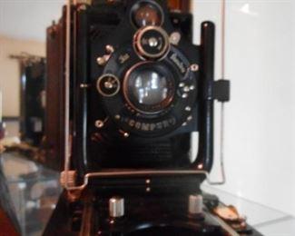 Antique Eastman Kodak Camera
