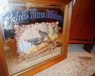 Pabst Blue Ribbon Wild Turkeys