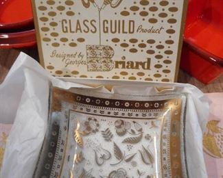 Mid Century Geroge Briard/Box