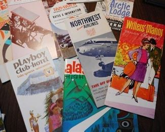 Travel Pamphlets