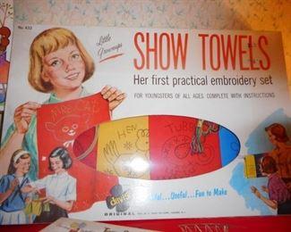 Show Towels NRFP