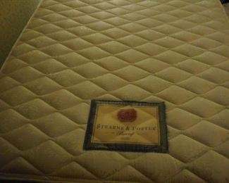 stearns Foster Twin Mattress Box Spring