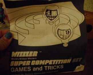 Mattel Wizzler Whirlers