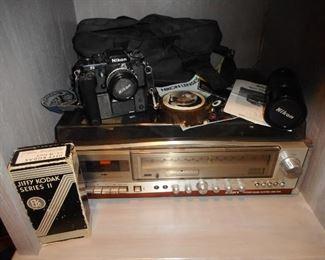 Nikon Camera, Lenses