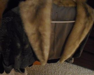 Vintage Mink Color Jacket