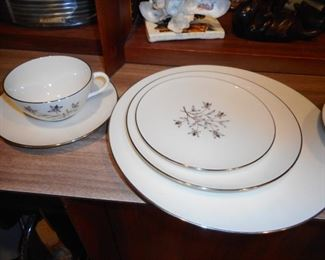 "Vintage Lenox "" Princess"" 5 Piece Place Setting. 8 Sets"