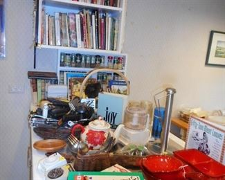 Kitchen..Cook Books