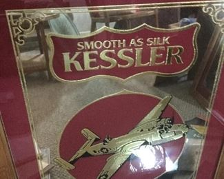 Kessler Mirror Set..old planes