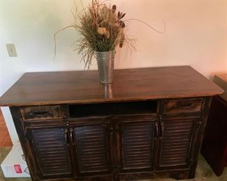 Great distressed buffet