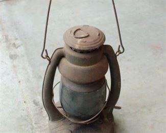 Embury No. 2 Air Pilot vintage lantern
