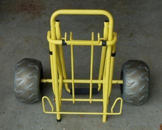WheelEz, beach buggy hand cart.