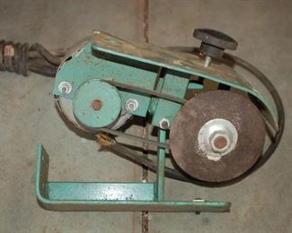 Sears electric bench type sharpner