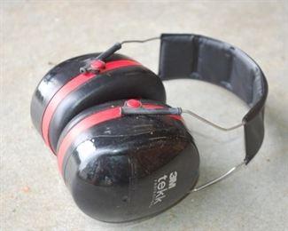 3M tekk ear protectors