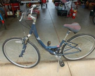 Specialized Women's bike - 16 speed