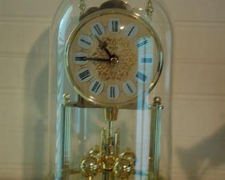 Bulova mantel clock