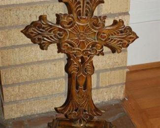 Heavy iron cross