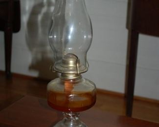 Kerosend/oil lantern