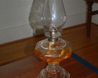 Kerosene/oil lantern