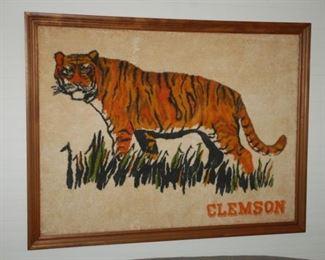 Clemson tiger picture