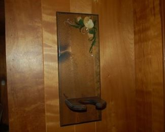 Lantern/plant holder