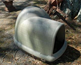 Indigo - igloo style dog house