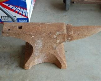 Anvil #2, also large and heavy!