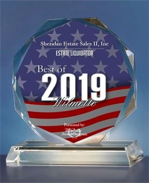 2019 Wilmette best of award