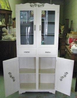 inside flat wall cupboard