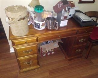 Cherry desk
