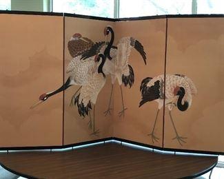 Nice oriental screen