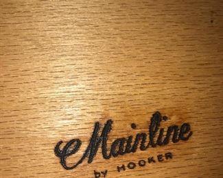 VINTAGE DRESSER FOR MAINLINE BY HOOKER FURNITURE CO.