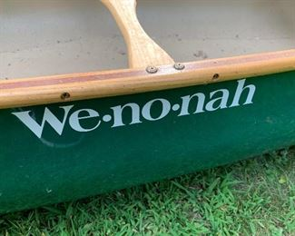 WENONAH PROSPECTOR 16' LEWIS AND CLARK SPECIAL EDITION CANOE