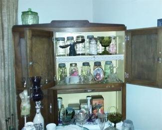 Hoosier Style Kitchen Cabinet