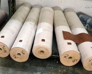"""CGPC America Corp. Enduratex, Mildew Resistant, Virgin Vinyl, 40 Yard Roll x 51"""" Wide Qty 4 & 37.5"""" Wide, Teak Wood Color"""