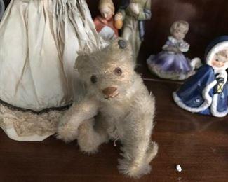 miniature Steiff bear