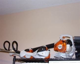 Stihl Blower and weed eater