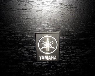 Yamaha subwoofer.