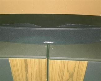 Bose Center Channel Speaker.