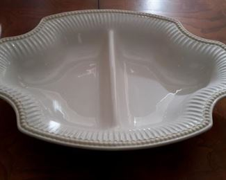 Lenox Butler's Pantry divided dish.