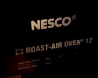 Nesco roast-air oven