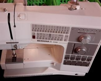 Bernina 1130 sewing machine, with cover.