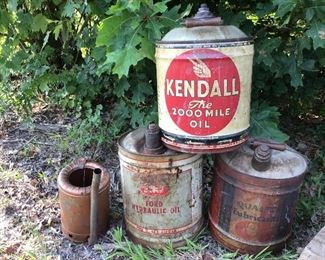 Kendall can in great shape