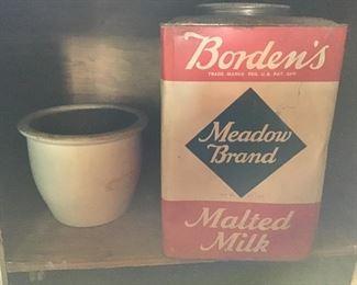 Boudren's tin